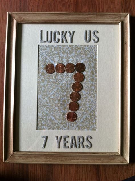 Best 25  7 year anniversary ideas on Pinterest