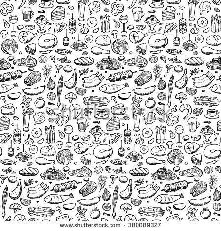 Food Doodles Stock Images, Royalty Free Images & Vectors