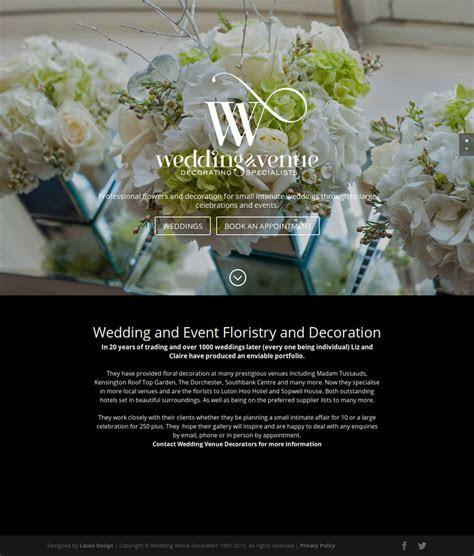 Brand identity refresh and website design   Wedding Venue