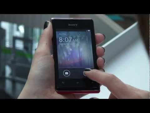 Sony mostra smartphone rodando Firefox OS