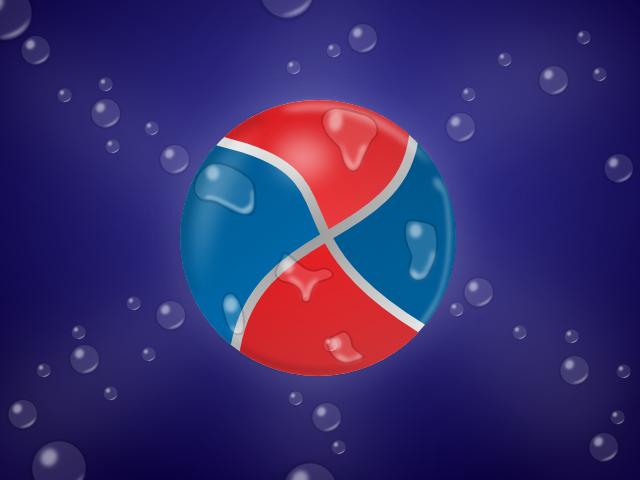 inkscape waterdrops