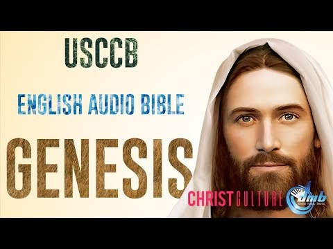 Genesis - English Audio Bible USCCB - DMB - CHRIST CULTURE