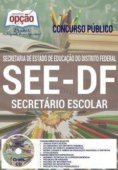 Apostila SEE-DF SECRETÁRIO ESCOLAR 2016