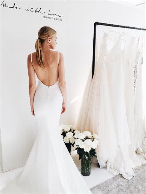 Wedding Dresses We Loved From New York Bridal Fashion Week