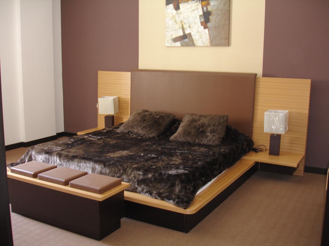 Simple Japanese Bedroom Design