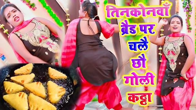 Tinkonwa Brade Par Chalai Chau Goli Katta - Prince Priya Lyrics