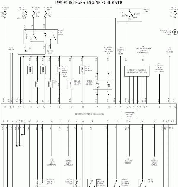 Toyota Hiace Wiring Diagram 1994
