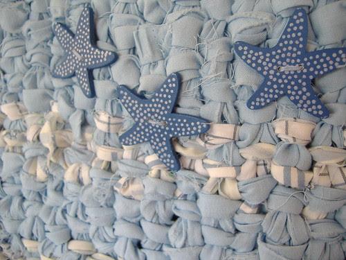 shades of blue (closeup)