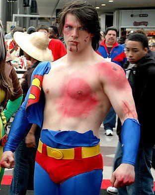 Mitomania - Super Homem