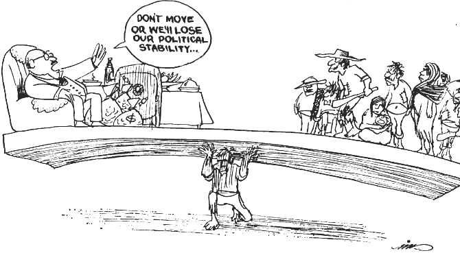 Estabilidad política