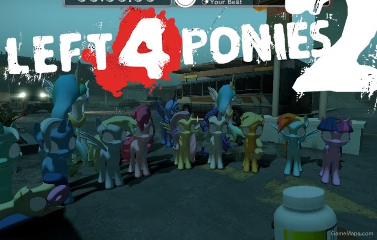 My Little Pony Gmod Models Left  Gamemaps