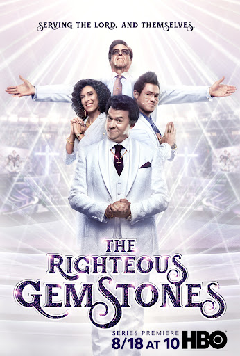 Image result for The Righteous Gemstones poster