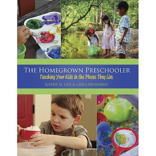 The Homegrown Preschooler book