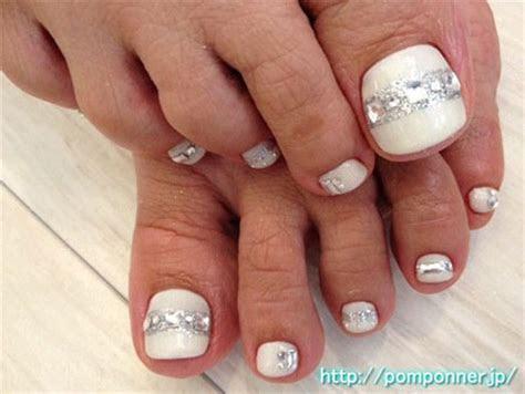 Wedding Toe Nail Art Designs & Ideas 2014   Fabulous Nail
