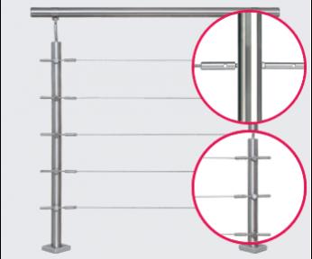Douchette Pression Cable Inox Castorama
