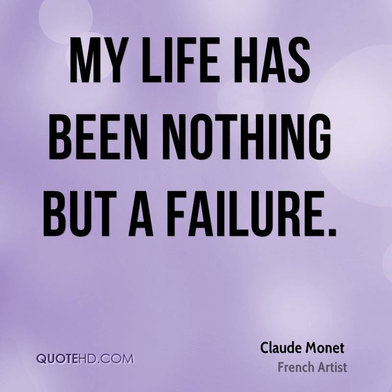 Claude Monet Quotes Quotehd