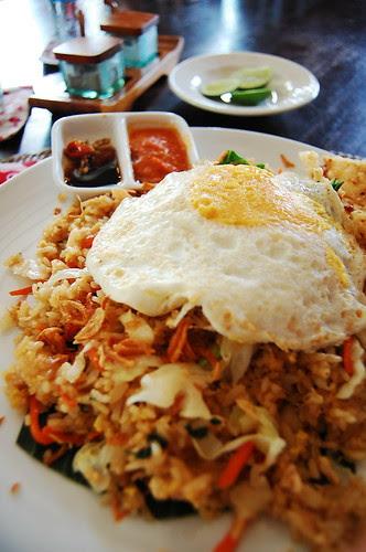 Nasi Goreng Breakfast