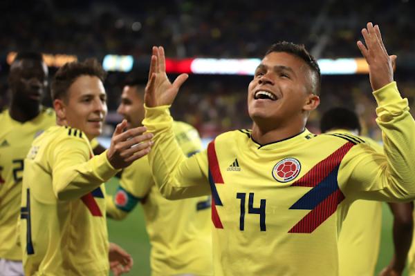 739224f2a Selección Colombia   VIDEO  La  tricolor  derrotó a Costa Rica con debut  soñado del  Cucho