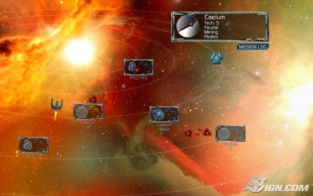 Puzzle Quest: Galactrix Screenshot