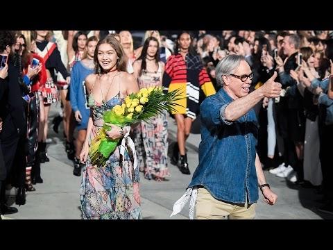 Gigi Hadid × Tommy Hilfiger Spring 2017