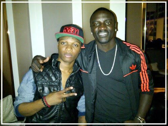 [MUSIC] Akon & Wizkid – Escape