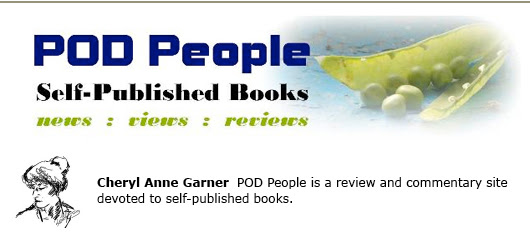 cheryl anne garner self-publishing book reviews