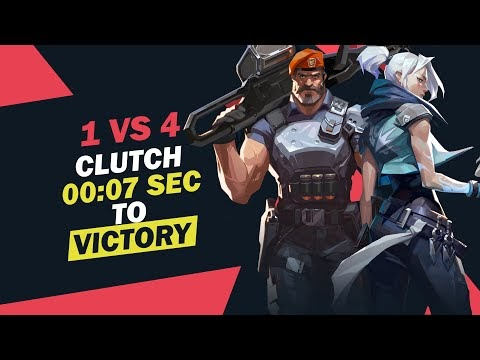 1 Inch to Victory and 1 Inch to Defeat | Valorant