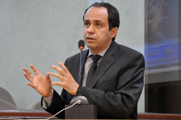 Fábio Dantas representa o PCdoB na Assembleia Legislativa