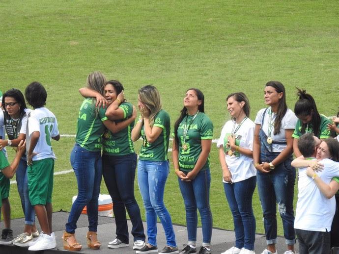 Chapecoense x Palmeiras Arena Condá (Foto: Felipe Zito)