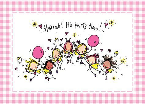 Hurrah! It's party time! ? Juicy Lucy Designs
