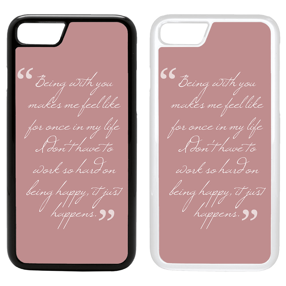 Sayings Quotes Case Cover for Apple iPhone 6  Plus  A8  eBay