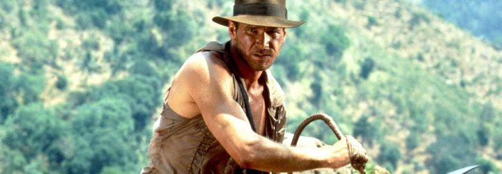 Harrison Ford ha encarnado a Indiana Jones en cuatro películas