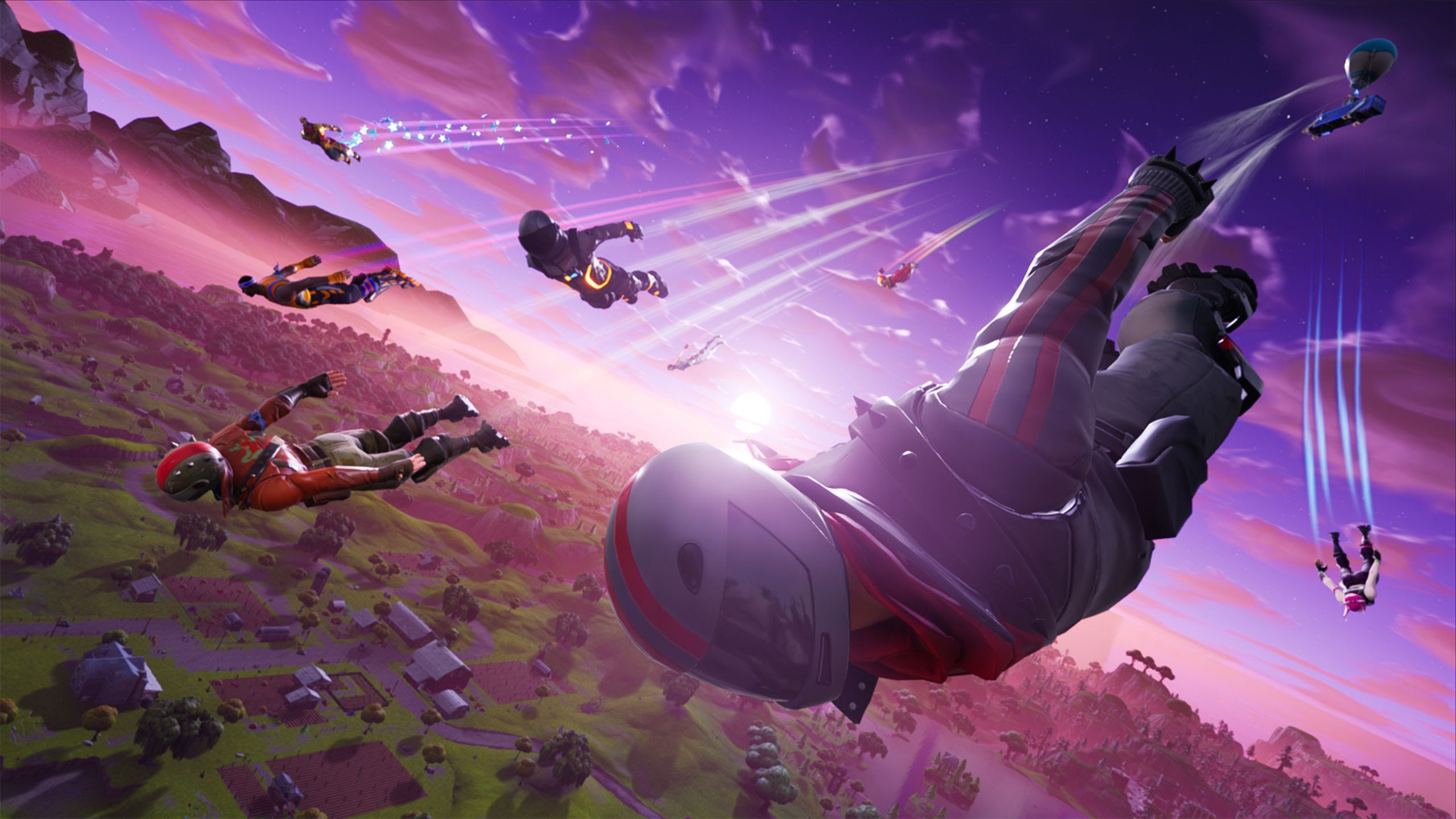 Fortnite Save The World Wallpapers Posted By Zoey Anderson