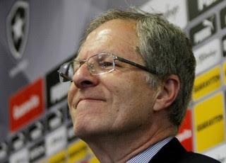 Presidente Carlos Eduardo Pereira Botafogo (Foto: Luciano Belford/SSPress)