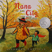 Book cover: Nana in the City