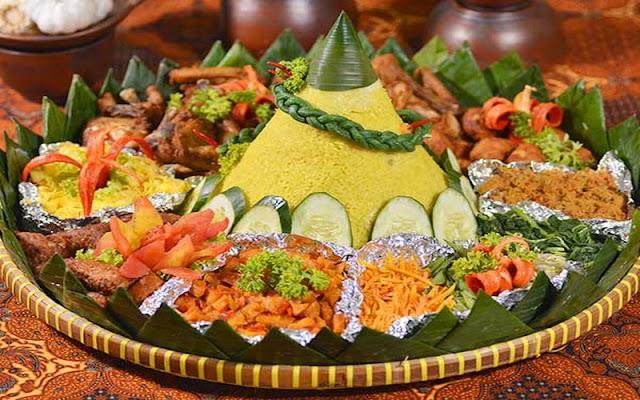 Pilihanku Pesan Nasi Tumpeng Jakarta