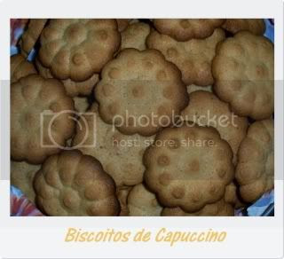 Biscoitos de Capuccino 1