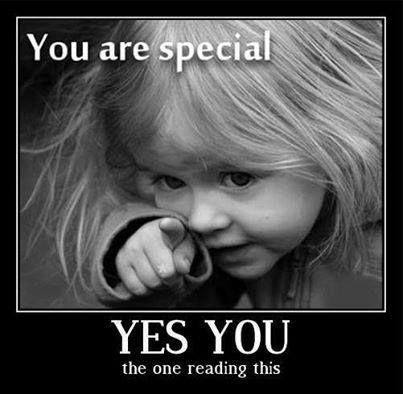 You Are Special Picture Quotes