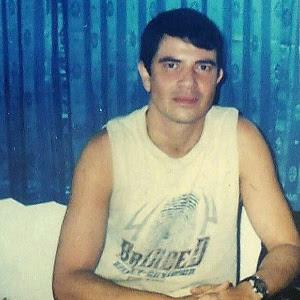 Rodrigo Gularte, que está no corredor da morte na Indonésia, é visto na prisão de Tangerang
