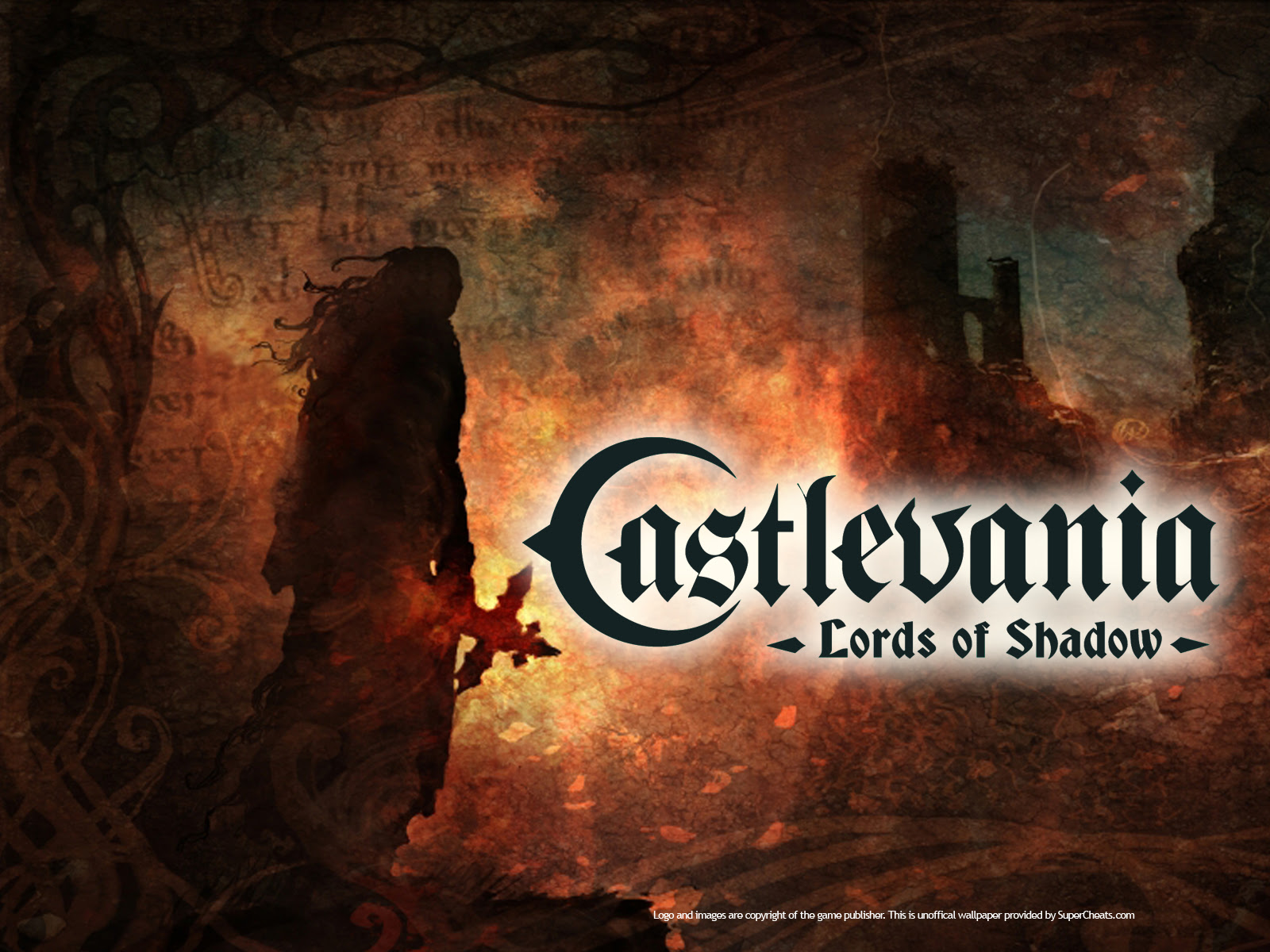 Castlevania Lords Of Shadow Wallpaper Hd