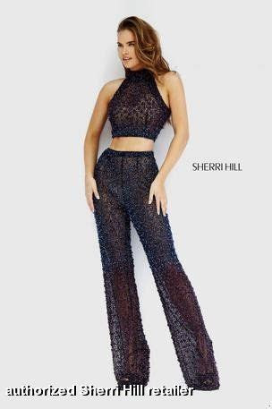 sherri hill fall homecoming prom collection  pants