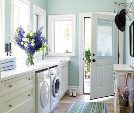 6 Steps To A Fun Laundry Room