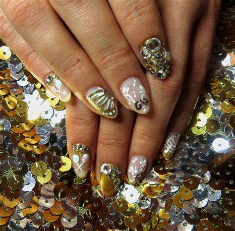 Mariah Carey OPI Next Top Nail Artist   Nail Art Gallery