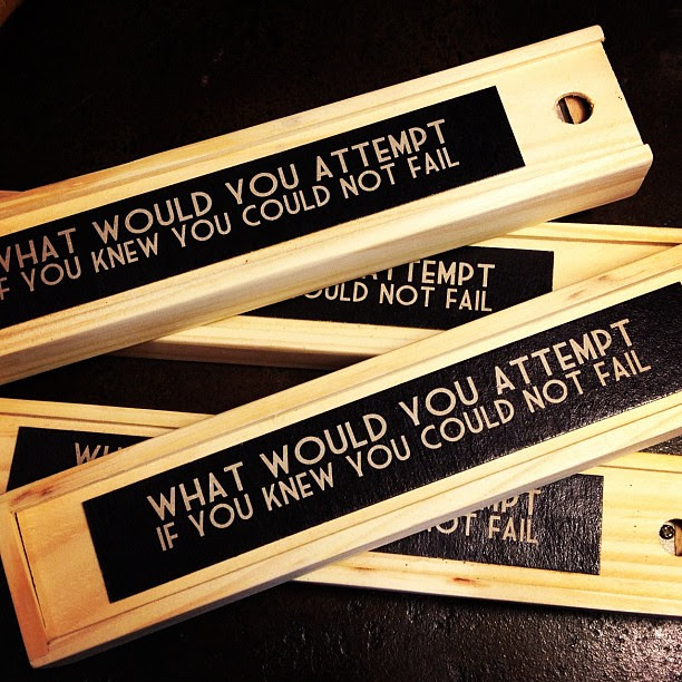 This question made me a musician, a photographer, and a world traveler. Living the dream everyday. What would you attempt if you knew you could not fail?