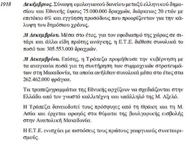 Rothschild κι Ἐθνικὴ τράπεζα.102