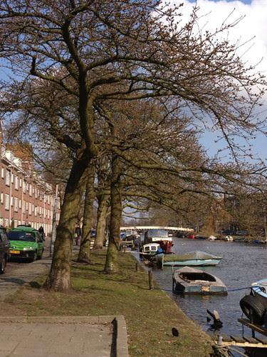 Amsterdam - Amstelkanaal