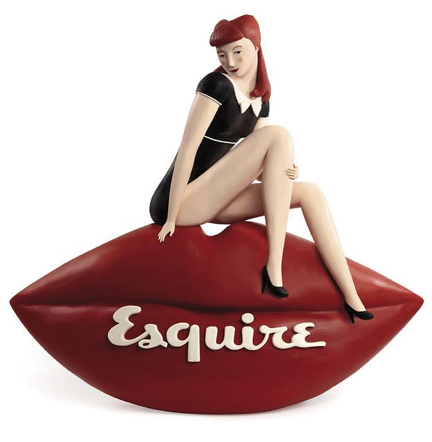 esquire logoparade