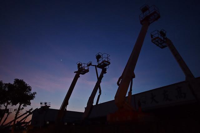一直在適應E-P3的夜間拍攝