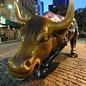 Wall Street bull -