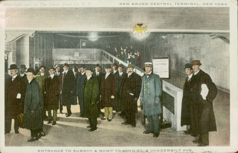 Grand Central Station, 1912